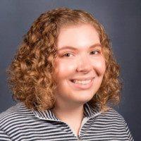 A headshot of Caitlyn Schaap